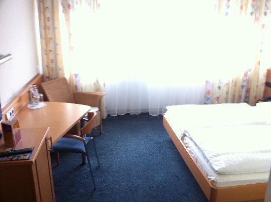 Hotel Braun - Art Hotel: Unser Zimmer
