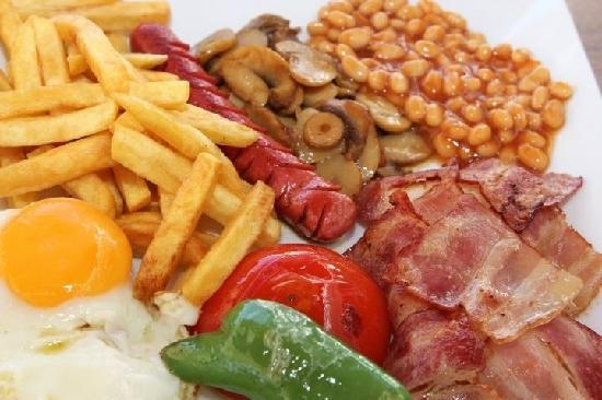 Cafe Cafen: English Breakfast