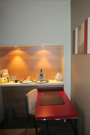 Mercure Hotel Stuttgart Airport Messe: Kamer 311 - Superior