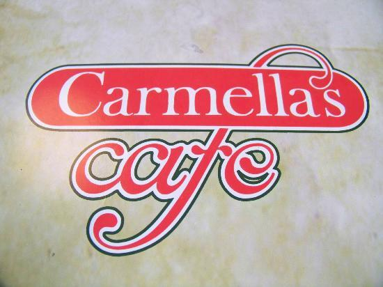 Carmella's Cafe: menu