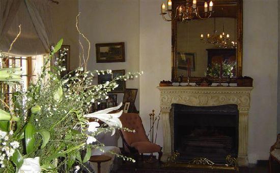 De Kuilen Country House : de Kuilen drawing room