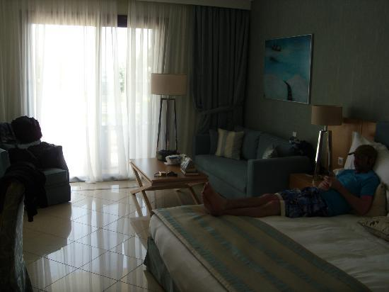 Ikos Oceania: Room in block 4
