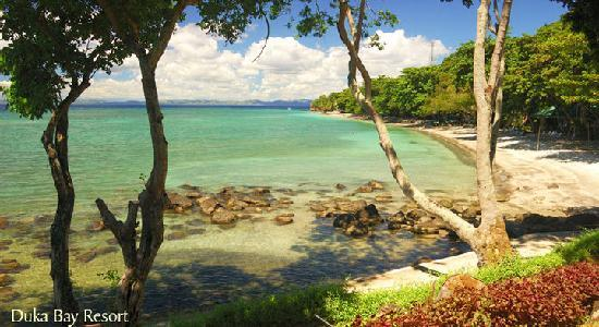 Duka Bay Resort: Noon