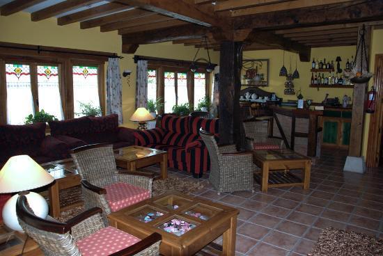 Hotel Senorio de Altamira: Salón