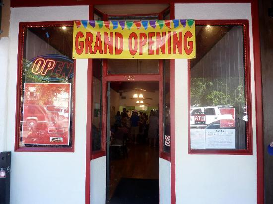 Devil's Pantry: Grand Opening May 26th