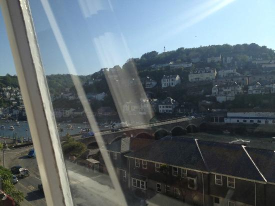 The Rivercroft Hotel and Apartments: View from room 11