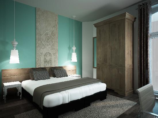 Hotel Merici: Comfort room