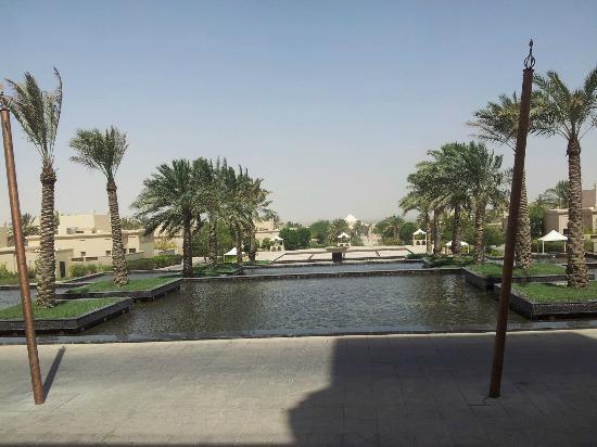 Al Areen Palace & Spa: nature view