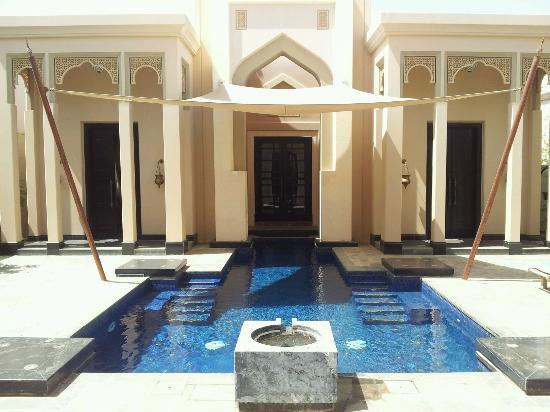 Al Areen Palace & Spa: our desert villa