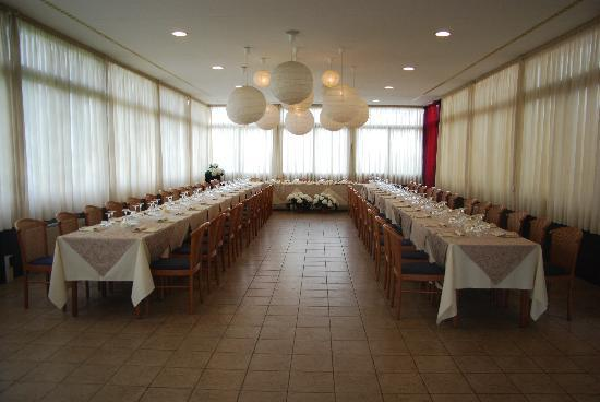 Altopascio, Italy: Sala per banchetti