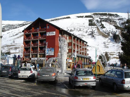 Hotel l 39 oree des pistes les 2 alpes voir les tarifs for Hotels 2 alpes