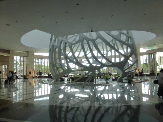 MGM Grand Sanya: Lobby