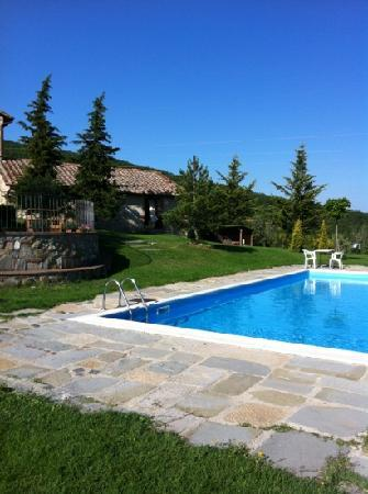La Provenca: la piscina