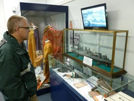Ludlow Museum: Exhibit