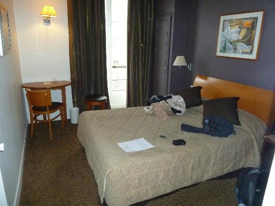 Hotel Michelet Odeon: room 1