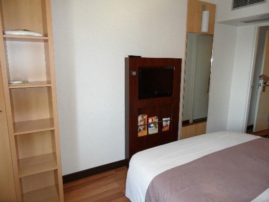 Hotel Ibis Lisboa Jose Malhoa: Habitacion