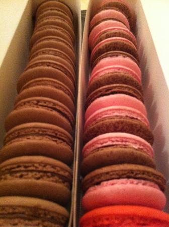 Chocolate & Macaroon : Macaroons