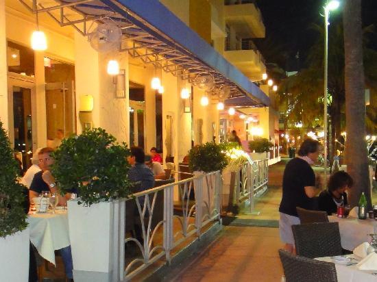 Mi Ami Italian Cafe Miami Beach Restaurant Reviews