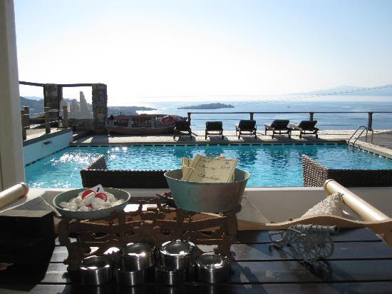 Tharroe of Mykonos Hotel: Tharroe hotel