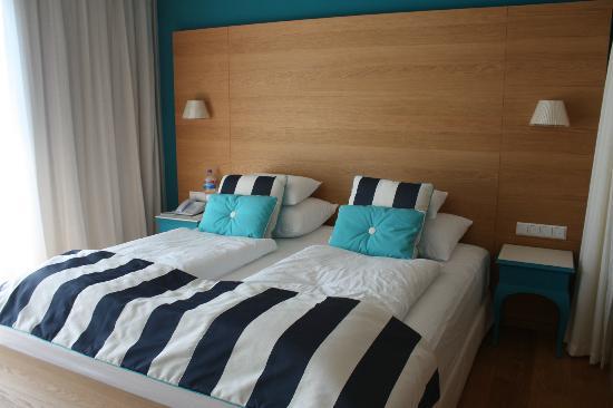 Falkensteiner Hotel & Spa Iadera : Our room
