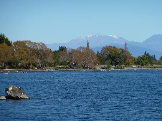 Riverview B & B Taupo: Lake Taupo