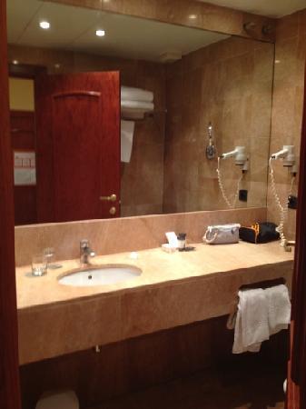 Hotel Acta Splendid: bagno