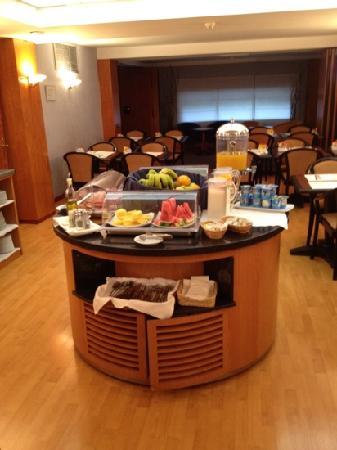 Hotel Acta Splendid: sala colazione