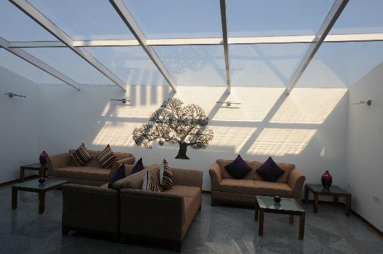 Velacity - Luxury Serviced Apartments: Club Lounge