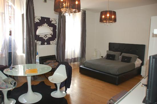 Residenza Al Saraceno: Our 3rd floor room