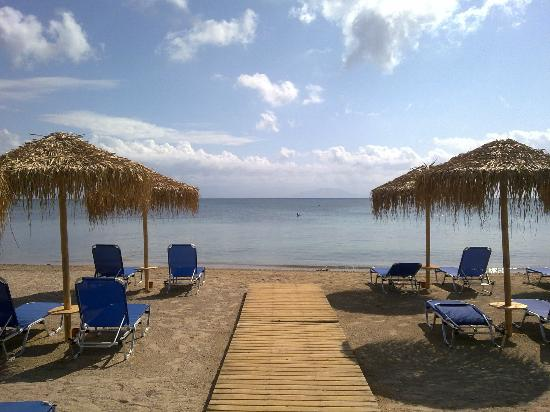 Messonghi Beach Resort : Beach