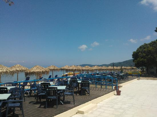 Messonghi Beach Resort: Beach