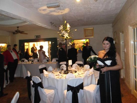 Wincham Hall Hotel and Gardens: Wedding reception