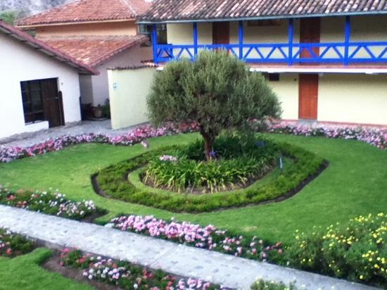 Hotel La Casona De Yucay Valle Sagrado: courtyard