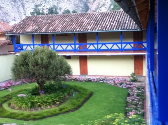 Hotel La Casona De Yucay Valle Sagrado: view of rooms from room 347