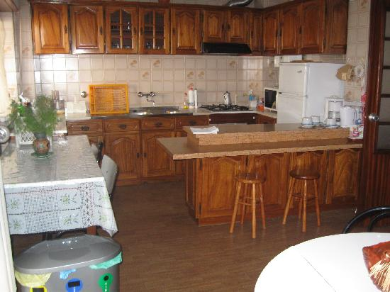 Pereira Hostel & Guesthouse : Apartment Kitchen