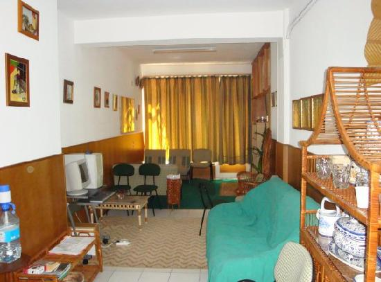 Hostel Pereira Guesthouse: Community Room