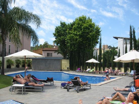View from room picture of hotel isla mallorca spa - Spa palma de mallorca ...