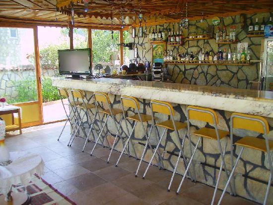 Mehtap Hotel Dalyan: Our bar