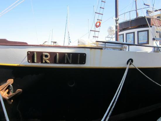 Doma Hotel: Appropriately Name Boat Hania Docks