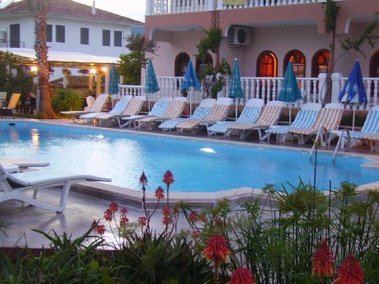 Mehtap Hotel Dalyan: the pool
