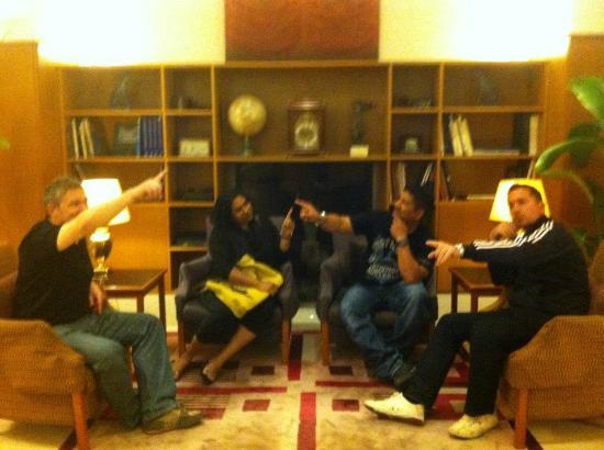 Mercure Nagoya Cypress: Lobby