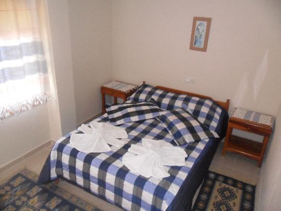 Mehtap Hotel Dalyan: a double room