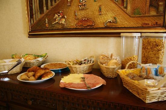 B&B Armonia All'Opera : desayuno buffet