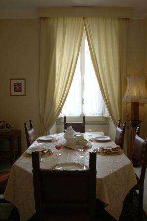 B&B Armonia All'Opera: comedor
