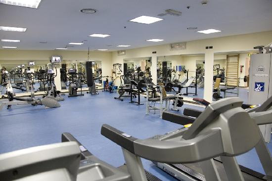 BEST WESTERN Congress Hotel: Fitness Center
