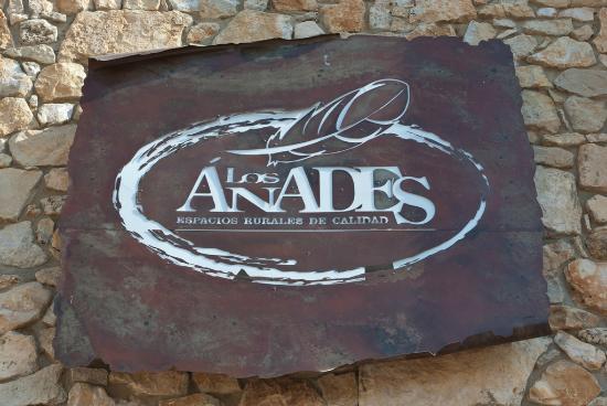 Hotel Rural Los Anades: Fachada
