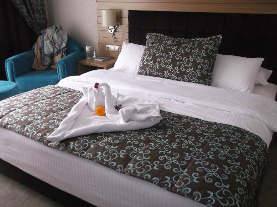 Marina Boutique Fethiye  Hotel: Excellent room service!