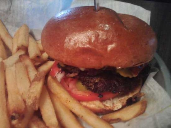 Freakin' Unbelievable Burgers: Freakin' Unbelievable BYOB Burger and Fries