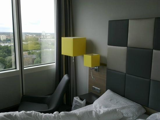 Novum Winters Hotel Spiegelturm: Zimmer