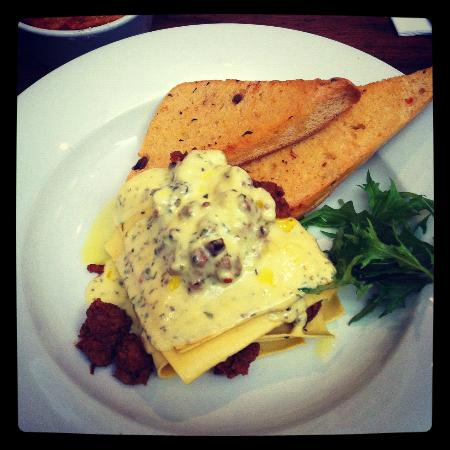 The Woolly Sheep Inn: Lasagne